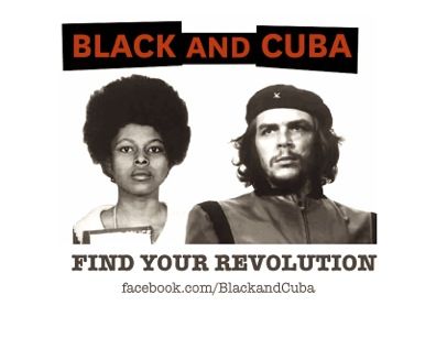 Black Panther Party member Assata Shakur and July 26th Movement member Che Guevara