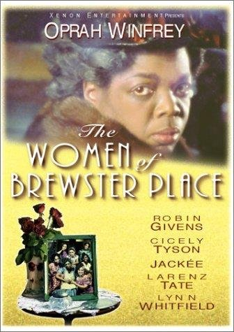 The Women of Brewster Place miniseries cover. Photo courtesy of imdb.com