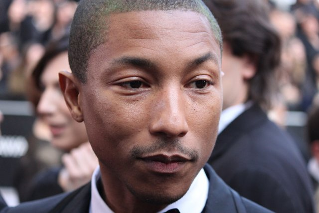 Producer/Musician Pharrell Williams